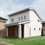 純日本的な和のデザインと内装が美しい和モダンの家